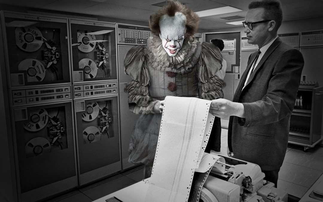 Historic IT Clowns